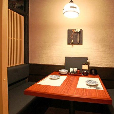 全席完全個室、大小お部屋を備える、地域最大級の個室居酒屋す。