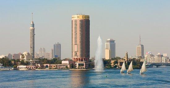 Sofitel Cairo Nile El Gezirah, hoteles en El Cairo
