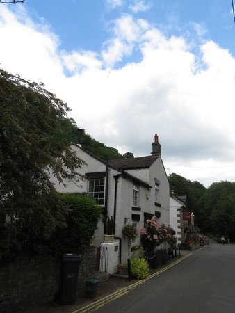 Millers Dale, UK: The Anglers Rest