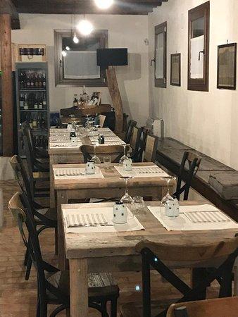 Interni - Ristorante Trattoria Da Vittoria -  Chiarano Treviso