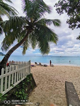 Beau Vallon Beach