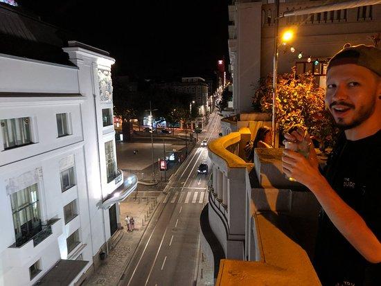imagem Graça Rooftop Bar em Porto