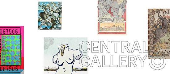 Central Gallery Prague