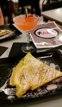 Crepe & Cocktail