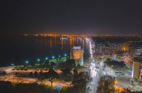 Salónica, Grecia: Greek city of lights!