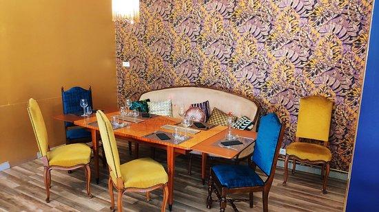 Izaut-de-l'Hotel, فرنسا: bistrotchezmartine.fr