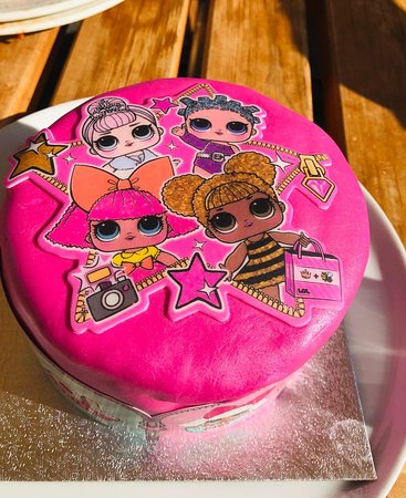 Amazing birthday party