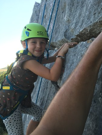 Rock Climbing in Dubrovnik – kép