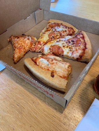 Not Busy Picture Of Pizza Hut Feltham Tripadvisor