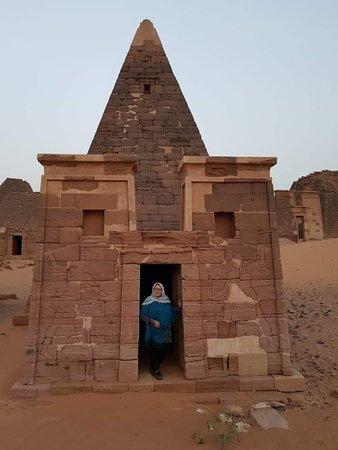 Meroe Pyramids (River Nile State) - Book in Destination 2019 - All