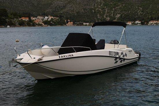 Zaton Dubrovnik sea fun
