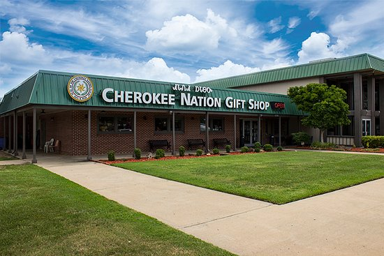 Cherokee Nation Gift Shop