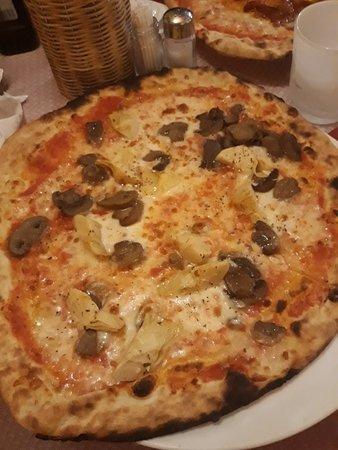 Cartura, Olaszország: Pizzeria Al Caminetto