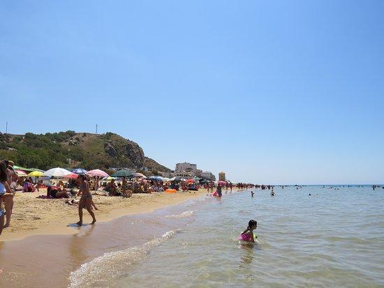 Siculiana Marina, Italija: Spiaggia