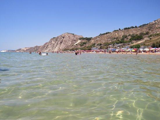 Siculiana Marina, Italia: Spiaggia