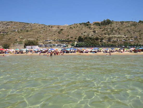 Siculiana Marina, Itálie: Spiaggia