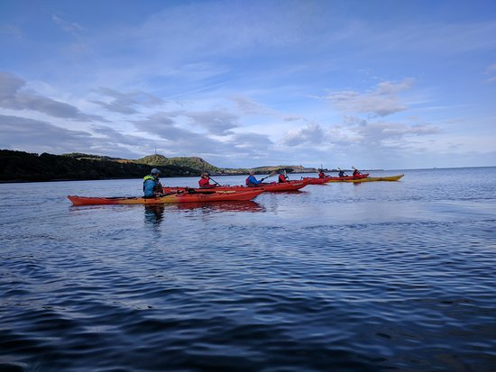 Dun Eideann Sea Kayaking