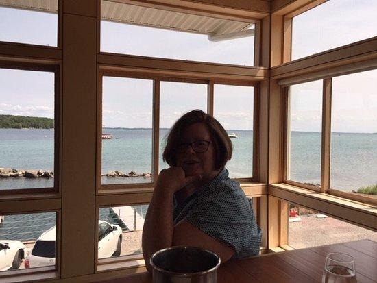Omena, MI: What a view!