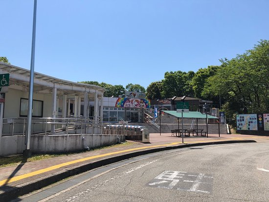 Oyabegawa Service Area Inbound
