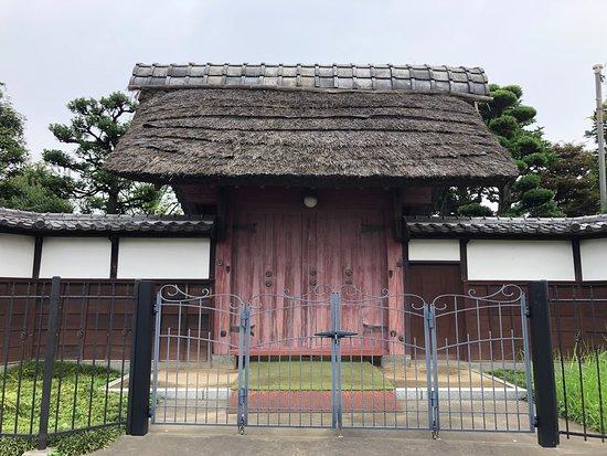 Aiharake Yakuimon Gate