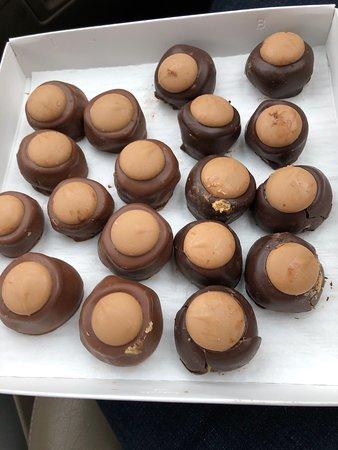 The Buckeye Chocolate Company