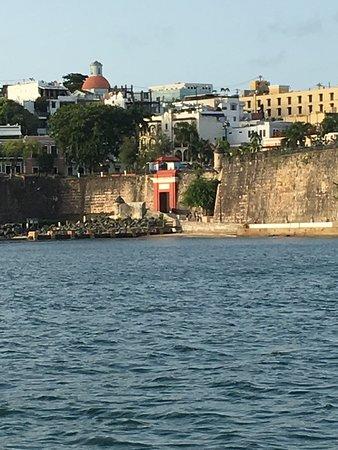 Potret Sunset Sail by San Juan Historical Bay