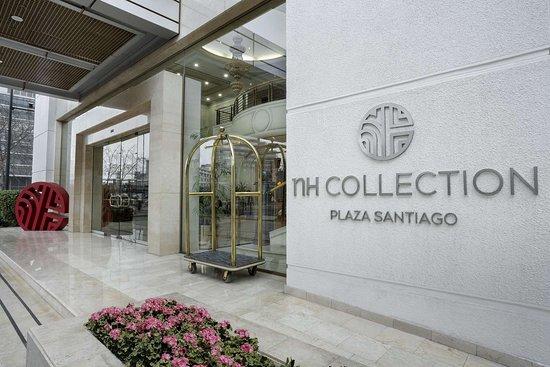 NH Collection Plaza Santiago, hoteles en Santiago