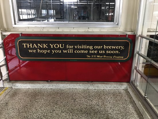 Saranac Brewery Tour (Utica) - 2019 All You Need to Know