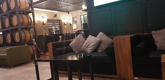 Excellent Lounge Service