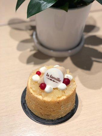好食又好睇❤️❤️高質蛋糕!