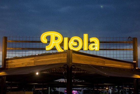 Riola, el mejor lugar en el malecón de Babahoyo