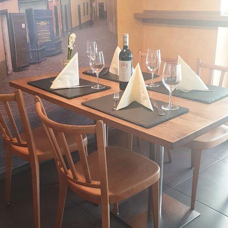 Restaurant El Toro Gotthard: Lokal