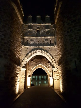 Villalpando, Zamora. Puerta de San Andrés.
