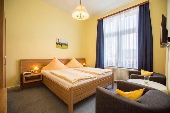 Hotel Graf Waldersee, Hotels in Borkum