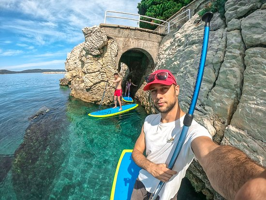 Stand Up Paddling Adriatic
