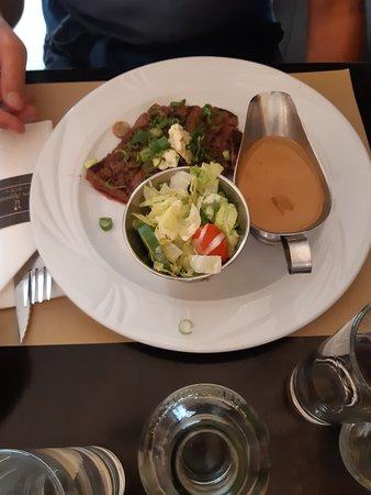 steak pepersaus