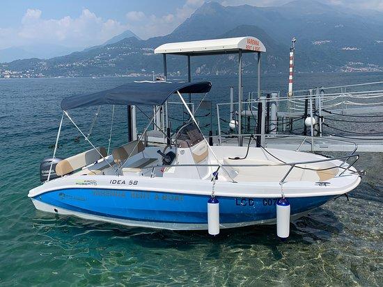 Varenna Rent A Boat