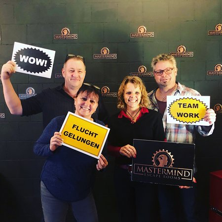 Mastermind Escape Rooms