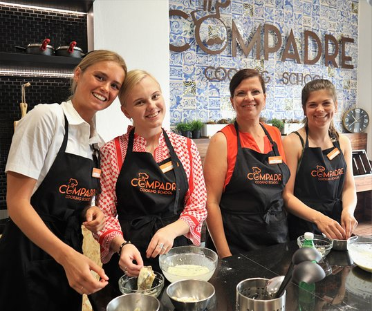 Compadre Cooking School