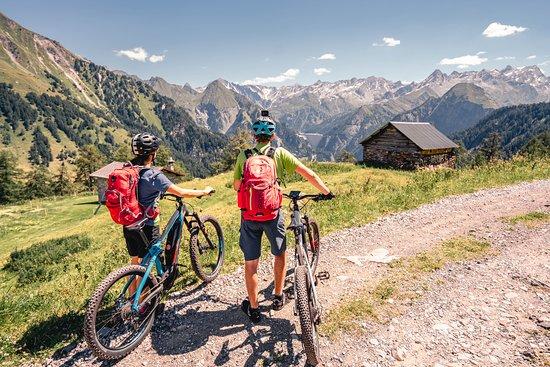 Bellinzona, سويسرا: Valle di Blenio - Bovarina Bike #388