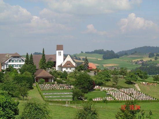 Kirche Affoltern im Emmemtal