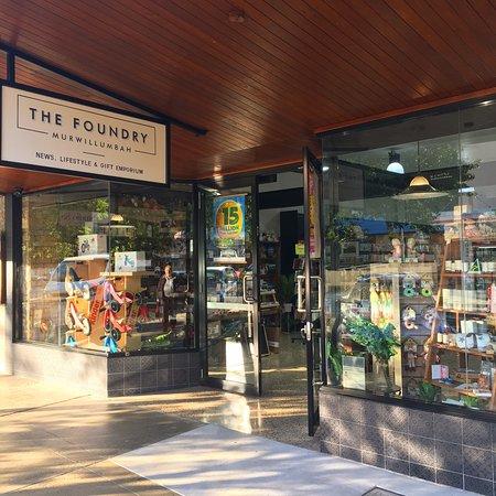 The Foundry Murwillumbah - News, Lifestyle and Gift Emporium