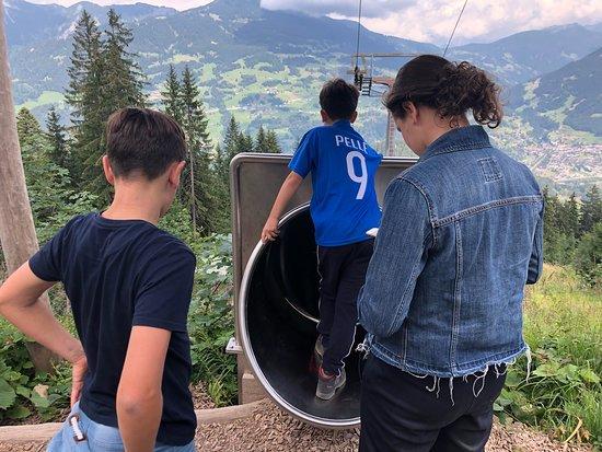 Waldrutschenpark-Golm