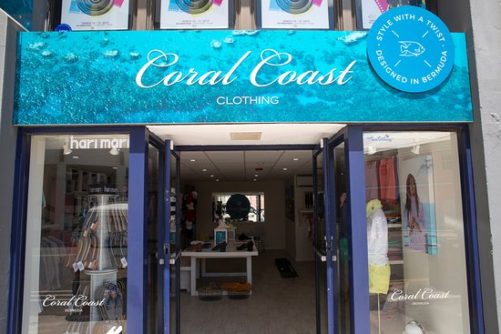 Coral Coast Clothing