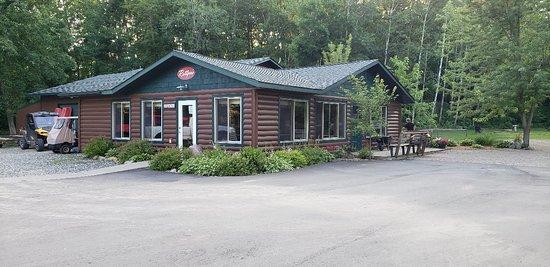 Backus, MN: Ruttger's Pine Mountain Camping Resort