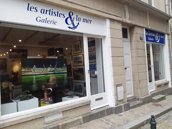 Galerie Les Artistes Et la Mer