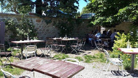 Wilkommen <3 - Bild von Le Jardin de Marie, Rennes-le-Chateau ...