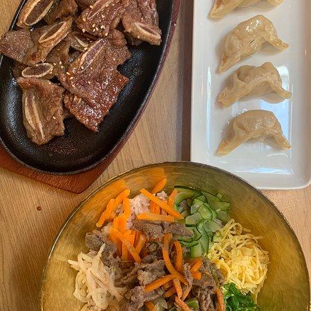 Friendly Korean Restaurant Review Of Tasty Korea London England Tripadvisor