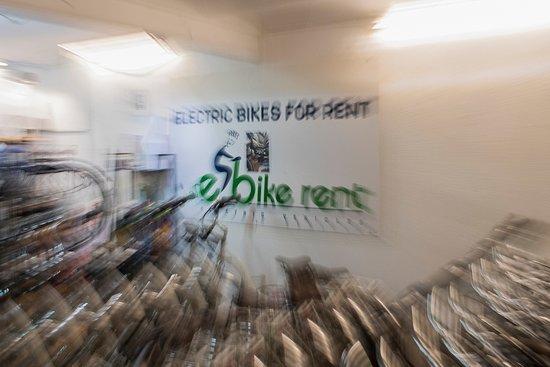 Barcelona e-bikerent