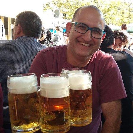 Gad Deviri Beer Sommelier